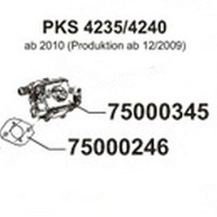 Carburator Ikra Mogatec PKS 3835/3840 2010