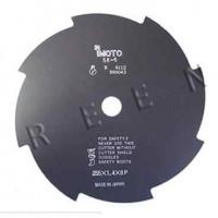 Disc de taiere cu 8 dinti / 255mm