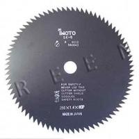 Disc de taiere cu 80 dinti / 255mm
