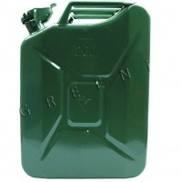 Canistra carburant metal 20L