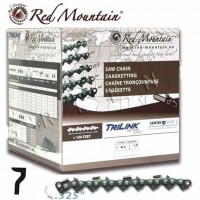 Lant rola Red Mountain; Pas 325 (1,3mm) / 30,5 m