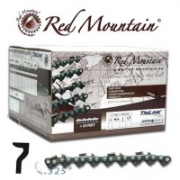 Lant rola Red Mountain; Pas 325 (1,3mm) / 7,6 m