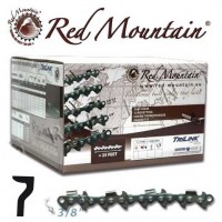 Lant rola Red Mountain; Pas 3/8 (7,6 m)