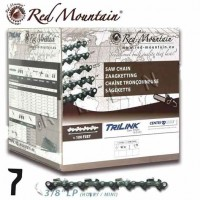 Lant rola Red Mountain; Pas 3/8LP