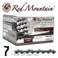 Lant rola Red Mountain; Pas 3/8LP (7,6 m)