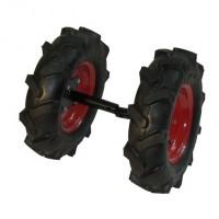 Roti pe pneuri