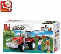 Tractor mic Sluban